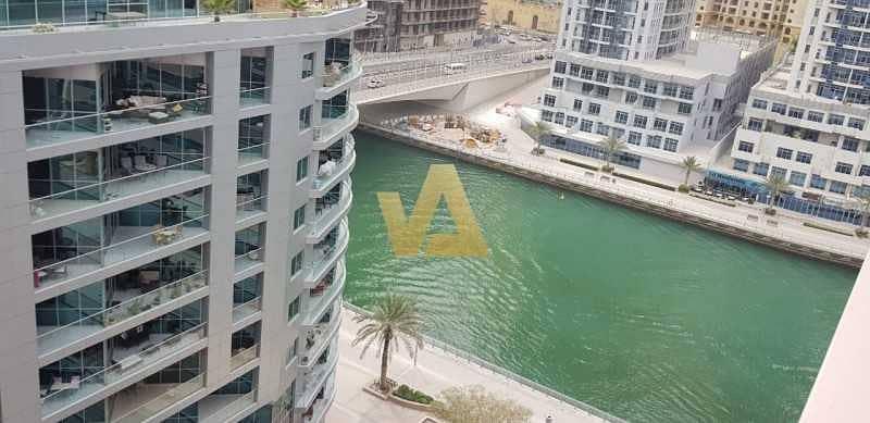 2 Spacious 2 Bed | Vacant | Marina & Pool view