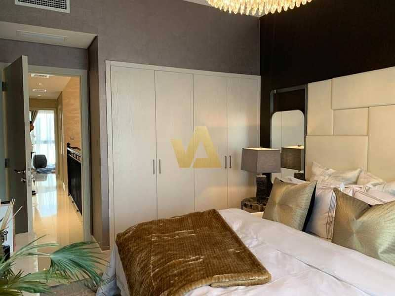 12 Exclusive unit | 3 BR + Maid | Rented | Good ROI