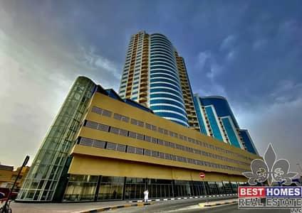 شقة 2 غرفة نوم للايجار في البستان، عجمان - شقة في أبراج أورينت البستان 2 غرف 31000 درهم - 5217814