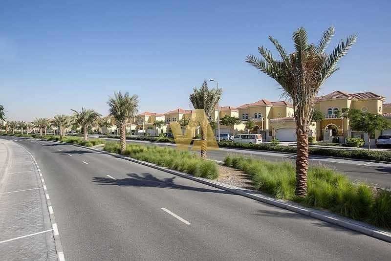 5 Villa Plot in Jumeirah Park with Payment Plan