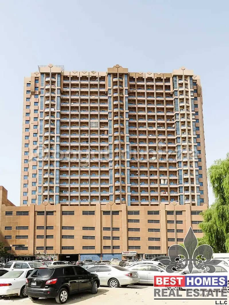 Best Offer ! Studios Available for rent in Al Nuamiya Tower -C, Ajman
