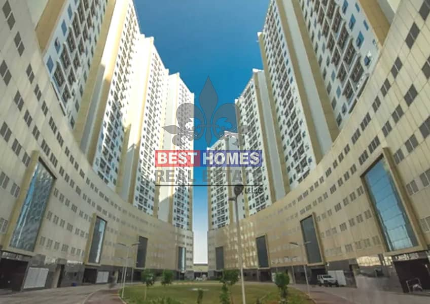 1BHK Apartment Available For Rent In Ajman Pearl Tower