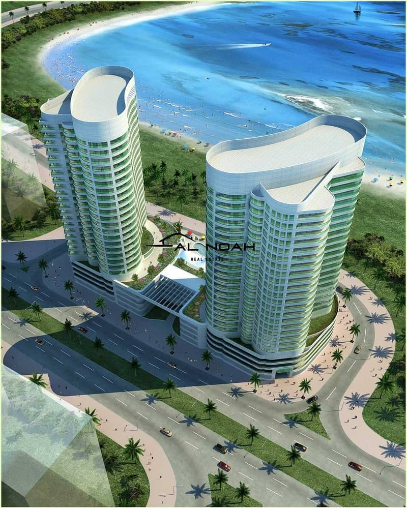 13 Amazing 2 BR + Storage Apt | Mangrooves View | High-end Facilities
