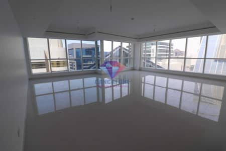 فلیٹ 2 غرفة نوم للايجار في شارع المطار، أبوظبي - SEA View Luxury 2 Master BR with Maids room