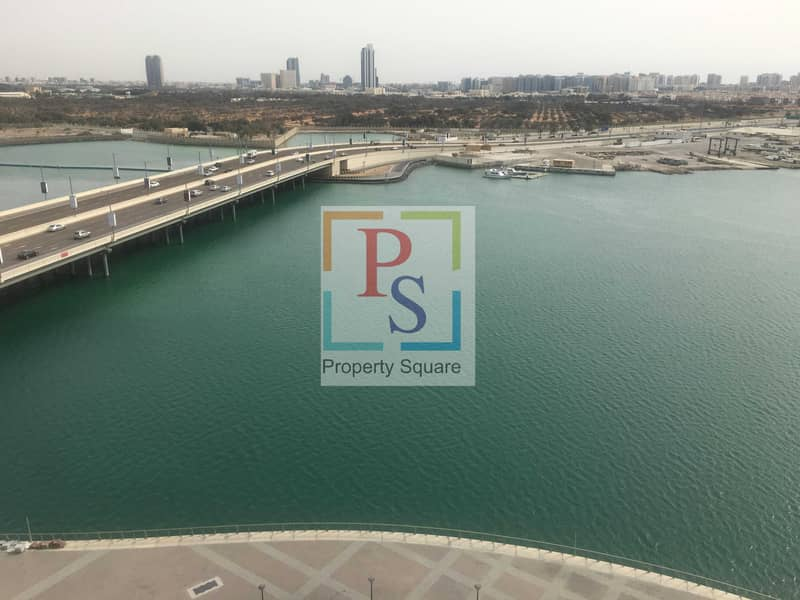 2 Biggest 1BR Apt in RAK Tower with Multiple Chqs.