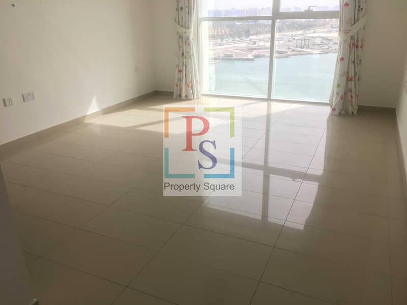 Biggest 1BR Apt in RAK Tower with Multiple Chqs.