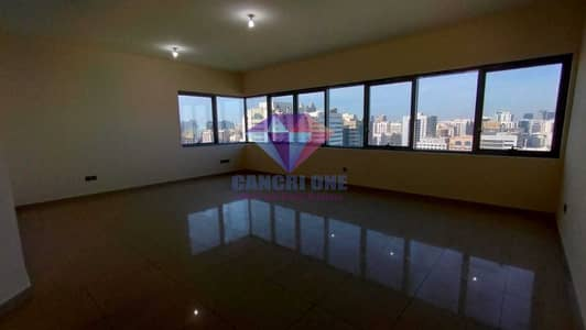 3 Bedroom Apartment for Rent in Electra Street, Abu Dhabi - Immense 3BHK+Maid with Parking