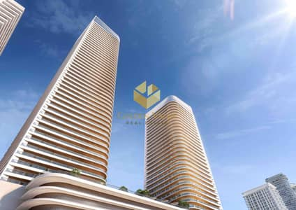 شقة 1 غرفة نوم للبيع في دبي هاربور، دبي - تملك شقة احلامك الان على البحر مباشرة من اعمار العقارية