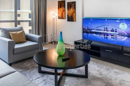 2 Bedroom Flat for Rent in Jumeirah Beach Residence (JBR), Dubai - Wake up to partial Sea Views from JBR | 2 Beds | Deluxe