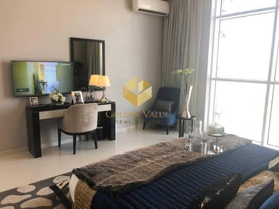 2 Bedroom Flat for Sale in DAMAC Hills (Akoya by DAMAC), Dubai - Golf Course Community/Fully Furnished/Luxury apartment | 4% DLD waiver | Full Furnished | Ready to Move