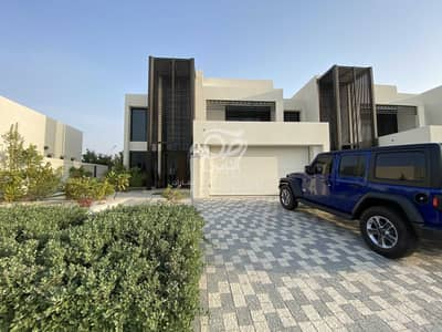 4 Bedroom Townhouse for Sale in Saadiyat Island, Abu Dhabi - Corner Townhouse   Outstanding Location   Ready to Move In