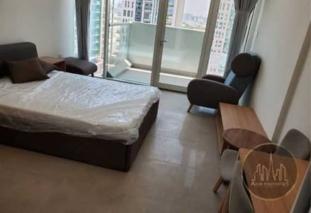 Studio for Rent in Al Furjan, Dubai - Brand New Studio in Al Furjan - Community View