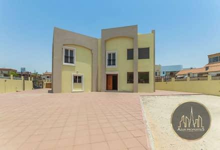 5 Bedroom Villa for Rent in Jumeirah, Dubai - Exclusive New Large Comm. VillaI Huge Plot I Jum 1