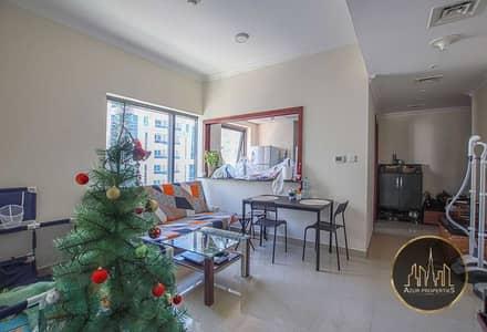 فلیٹ 1 غرفة نوم للبيع في دبي مارينا، دبي - Mid floor | 1 Bedroom | Partial Marina | Rented