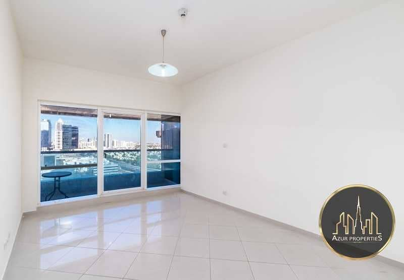 SPACIOUS UNFURNISHED 1 B/R  | LARGE SIZE | RENTED