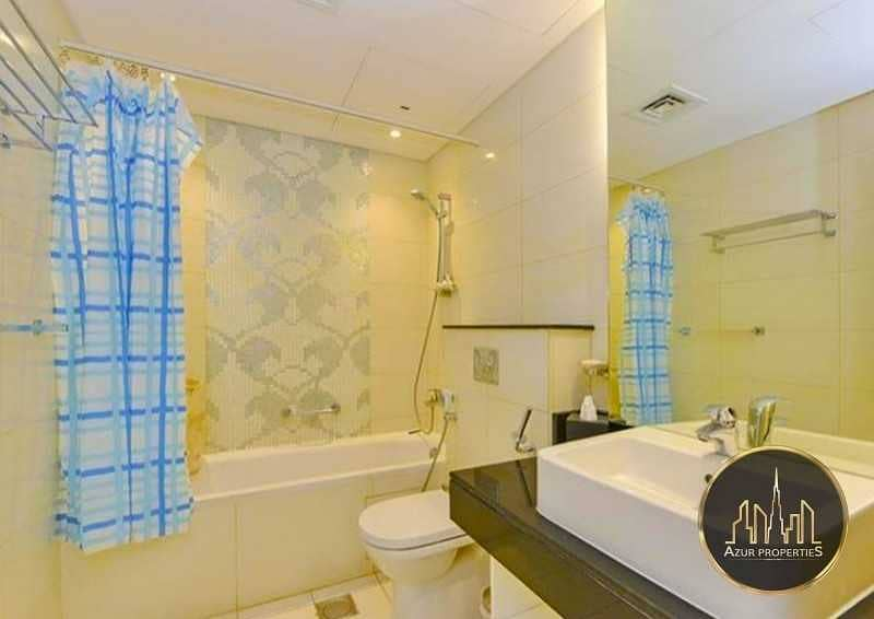 2 Furnished Studio | Currently rented | Balcony