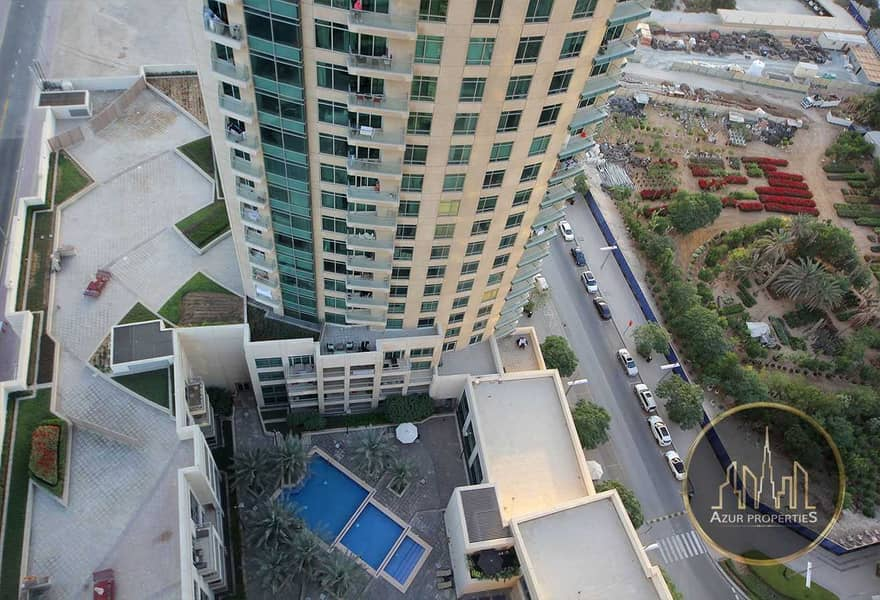 21 1br High Floor |Bright Apartment |Chiller Free