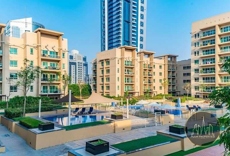 2Br+Study |Pool and Park View| Low Floor|Vacant Soon
