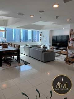 شقة في جميرا ليفنج مساكن جميرا ليفنج بالمركز التجاري العالمي مركز دبي التجاري العالمي 2 غرف 2050000 درهم - 5157277