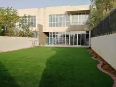 فیلا في فلل السدر واحة دبي للسيليكون 3 غرف 135000 درهم - 5204592