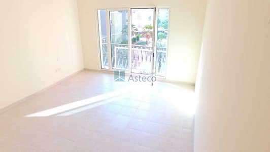 Studio for Rent in Discovery Gardens, Dubai - Affordable Studio with Balcony in Mesoamerican