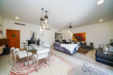 شقة 3 غرف نوم للبيع في موتور سيتي، دبي - Exclusive   Ground Floor   Stunning Views