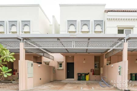 2 Bedroom Townhouse for Sale in Jumeirah Golf Estates, Dubai - Vacant On Transfer | 2 Bed Townhouse