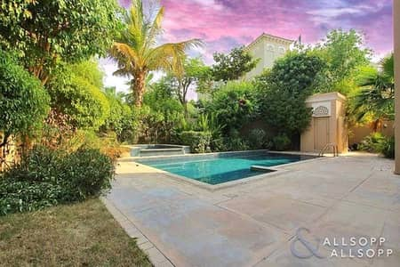 5 Bedroom Villa for Sale in Al Barari, Dubai - 5Bedroom D Type | Immaculate | Lake View |