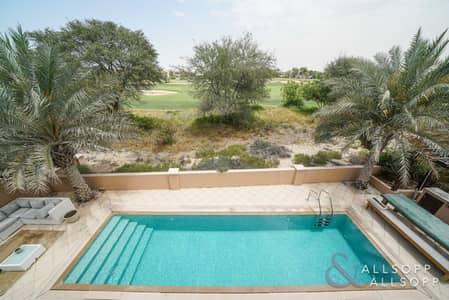 5 Bedroom Villa for Sale in Jumeirah Golf Estates, Dubai - Exclusive - Inverness - Golf Course View