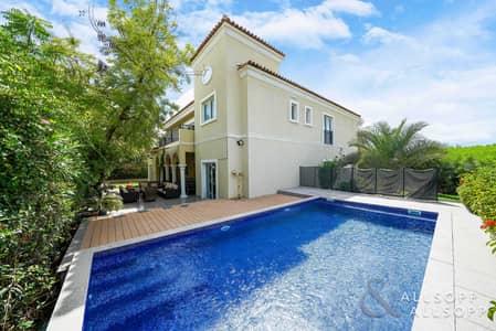 فیلا 5 غرف نوم للبيع في جرين كوميونيتي، دبي - Corner Unit | Pool | Upgraded Kitchen | 5BR