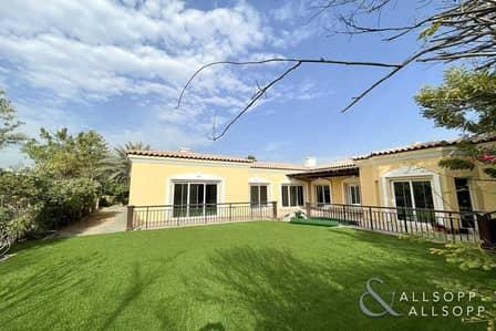 فیلا 4 غرف نوم للبيع في جرين كوميونيتي، دبي - Ideally Located | Corner | Close to Park