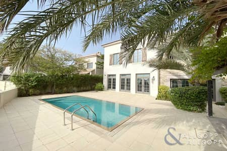 5 Bedroom Villa for Sale in Jumeirah Golf Estates, Dubai - Turnberry - Earth Course and Lake Views