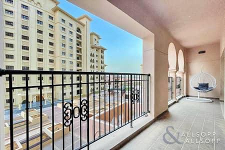 شقة 1 غرفة نوم للبيع في عقارات جميرا للجولف، دبي - One Bed | Large Balcony | Plaza Facing