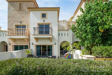 تاون هاوس 3 غرف نوم للبيع في عقارات جميرا للجولف، دبي - Exclusive | Private Location | 3 Bedrooms