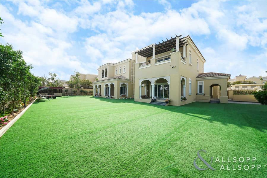 2 Extended | 6 Bed Villa | Polo Club Views