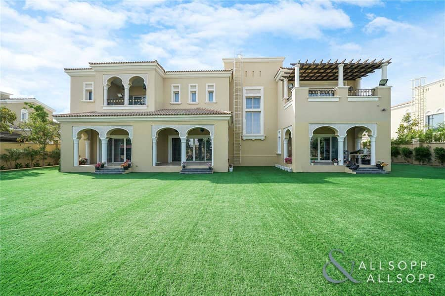 Extended | 6 Bed Villa | Polo Club Views