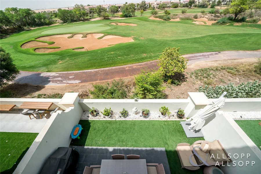 Exclusive   Golf View   Fully Equipped Gym