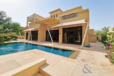 7 Bedroom Villa for Sale in Al Barari, Dubai - 7 Beds | Vacant on Transfer | Immaculate