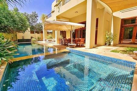 6 Bedroom Villa for Sale in Al Barari, Dubai - D Type | 6 Bedrooms | VOT | Immaculate