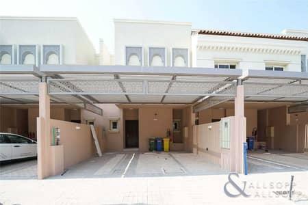 تاون هاوس 2 غرفة نوم للبيع في عقارات جميرا للجولف، دبي - 2 Bed Plus Maids | Middle Unit | VOT