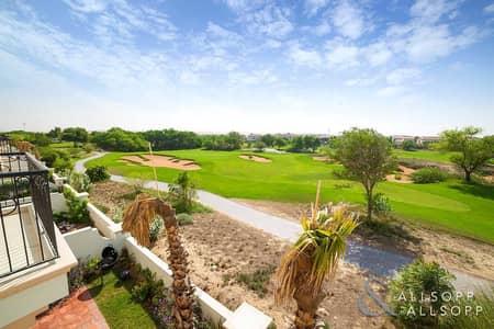 3 Bedroom Villa for Sale in Jumeirah Golf Estate, Dubai - 3 Bedroom   Golf View   Best Located Unit