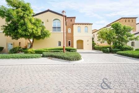 فیلا 4 غرف نوم للايجار في عقارات جميرا للجولف، دبي - 4 Bedrooms | Full Golf View | Private Pool