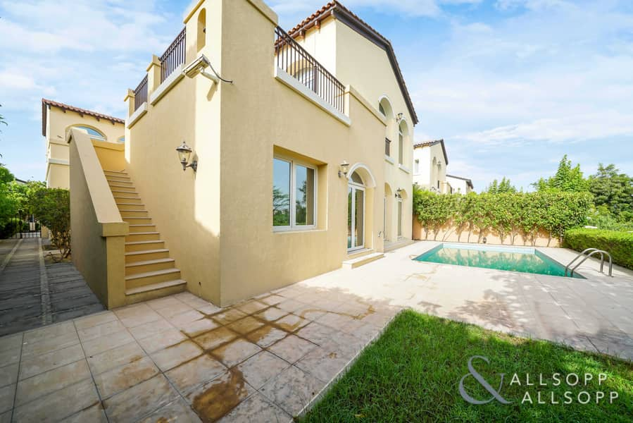 2 4 Bedrooms   Full Golf View   Private Pool