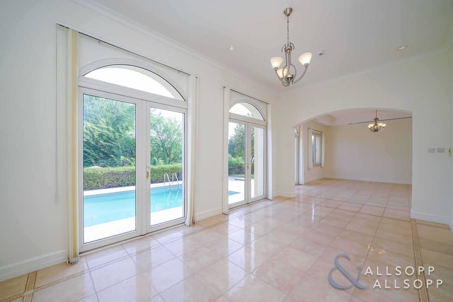 25 4 Bedrooms   Full Golf View   Private Pool
