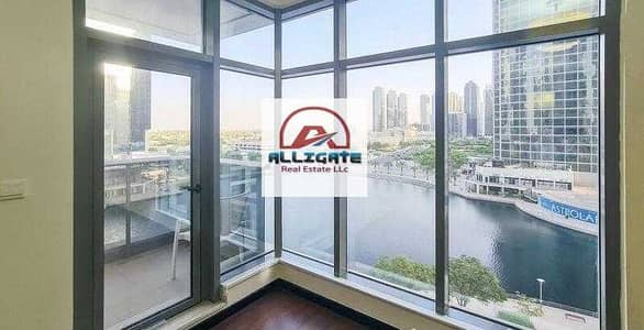 2 Bedroom Apartment for Rent in Jumeirah Lake Towers (JLT), Dubai - AMAZING LAKE VIEW | NEAR METRO |AVAILABLE NOW