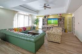 فیلا في نوفيليا فيكتوري هايتس مدينة دبي الرياضية 5 غرف 6000000 درهم - 5234765