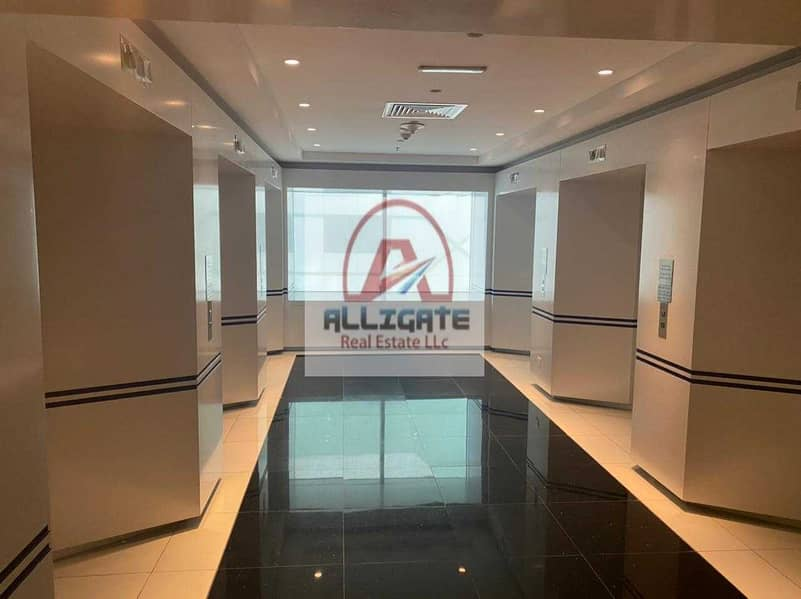23 Fully fitted office for rent in Sheikh Zayed Road near metro