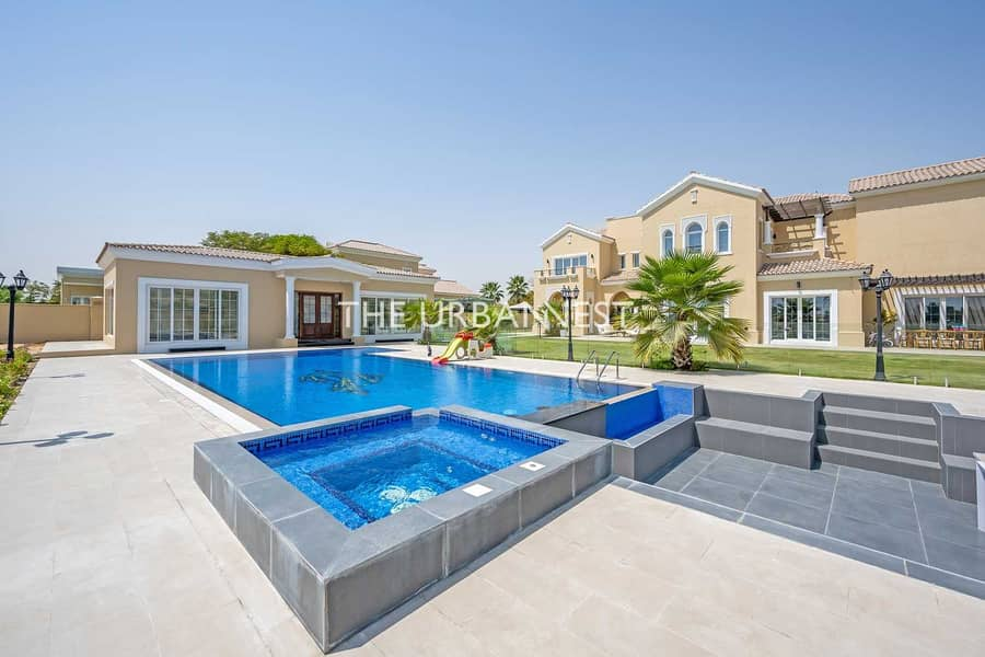 Fully Upgraded | Biggest Plot | Best Polo view