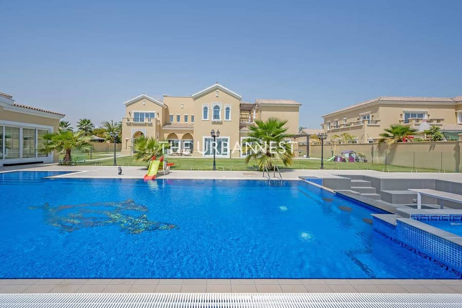 2 Fully Upgraded | Biggest Plot | Best Polo view