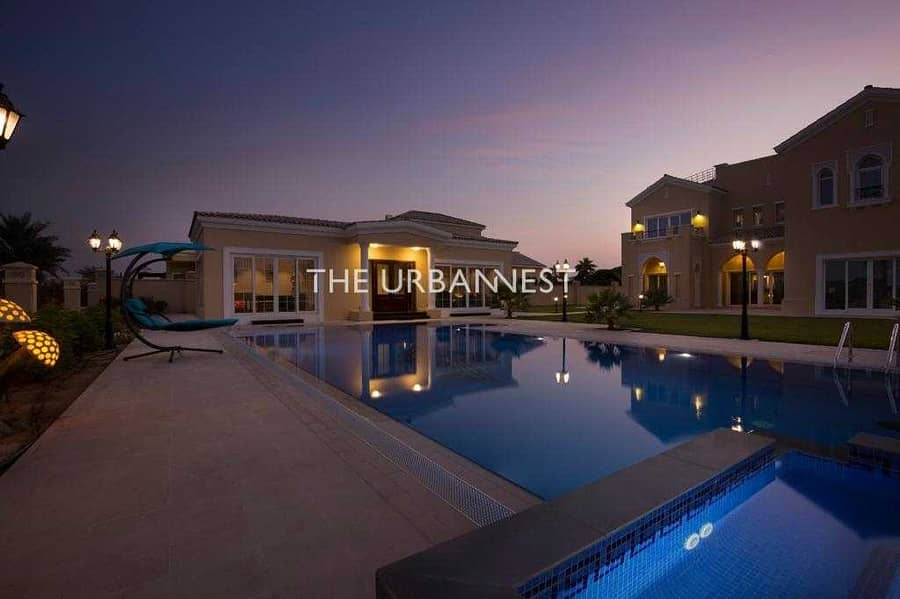 19 Fully Upgraded | Biggest Plot | Best Polo view